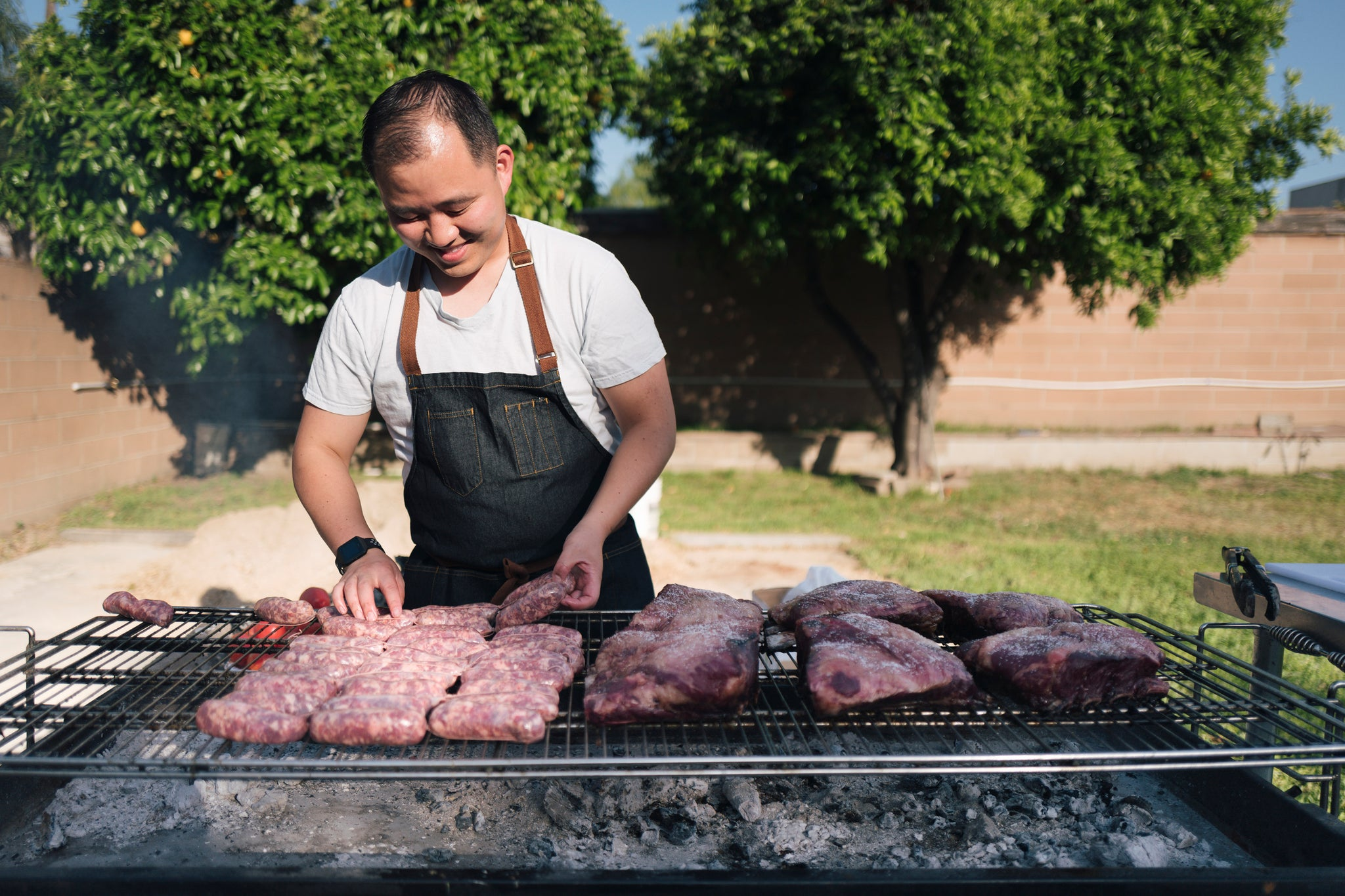 April 14, 2018 + What is Asado?