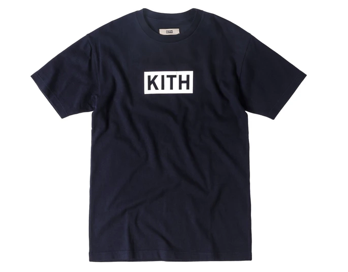 KITH FLOCK BOX SS BLACK
