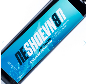 RESHOEVN8R 8OZ ADVANCED SHOE CLEANER