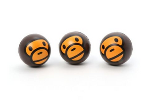 BAPE MILO KIDS TOY BALL 3 SET