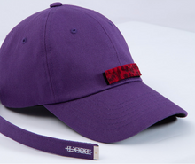 BBD Patch Long Strap Cap (Purple)