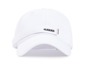 BBD Patch Long Strap Cap (white)