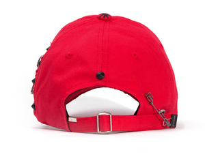BBD Big Smile Patch Logo Cap (Red)