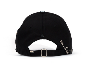 07 01 BBD Big Smile Patch Logo Cap (Black)