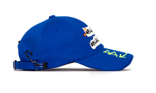 07 01 BBD Big Smile Patch Logo Cap (blue)
