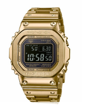 G SHOCK GMWB5000GD-9 GOLD