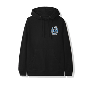 A.S.S.C x Fragment hoodie bolt blue