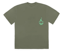 Travis Scott Jordan Cactus Jack Highest T Shirt olive cpfm