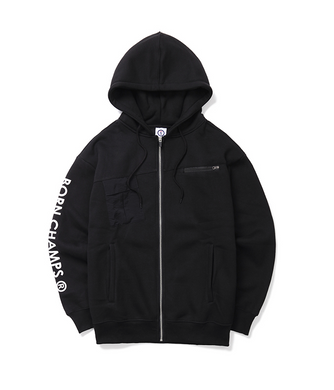 BC POCKET ZIP-UP