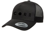 Black CORE hat