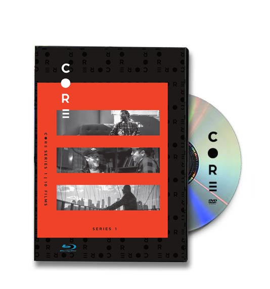 Series 1 - CORE Films Blu-Ray is 25% OFF!!!