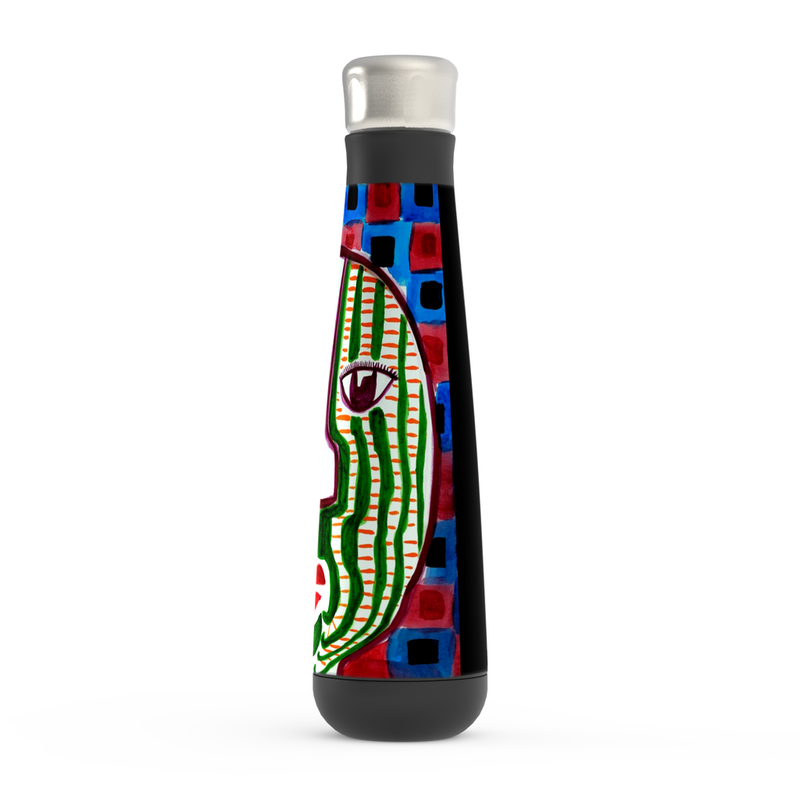 "Peristyle Water Bottle - ""Evaluation"""