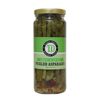 Trader Dave's – Spicy, Sweet, Pickled ASPARAGUS