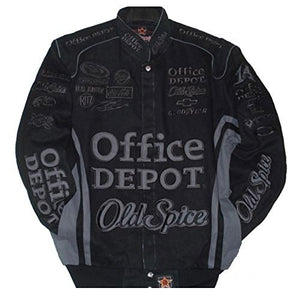 Tony Stewart Office Depot Jacket - Black