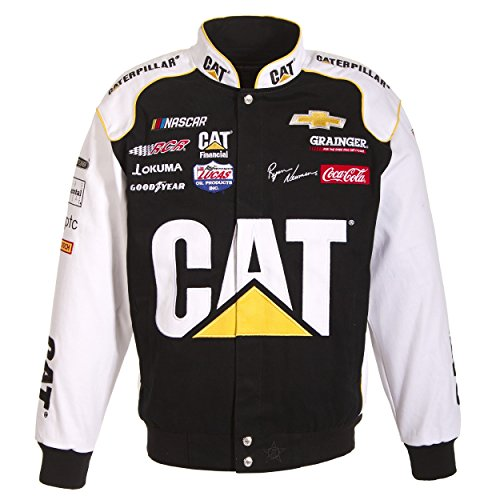 Ryan Newman CAT Twill Jacket - Black