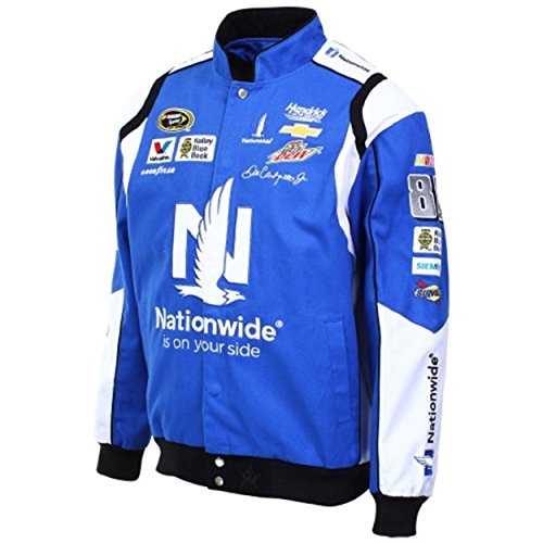 Dale Earnhardt Jr. Nationwide Jacket - Blue