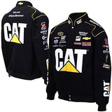 Ryan Newman CAT Twill Jacket - Black - JH Design
