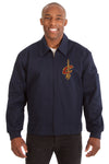 Cleveland Cavaliers Cotton Twill Workwear Jacket - Navy