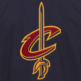 Cleveland Cavaliers Cotton Twill Workwear Jacket - Navy - JH Design