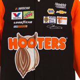 2018 Chase Elliott Hooters Uniform Jacket - Black