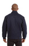 Corvette Cotton Twill Workwear Jacket - Navy - JH Design