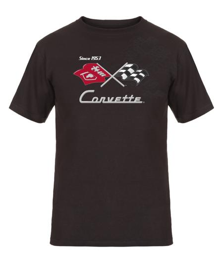 Corvette C5 T-Shirt - Charcoal - JH Design