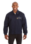 Utah Jazz Cotton Twill Workwear Jacket - Navy
