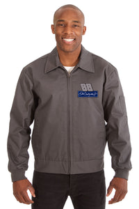 Dale Earnhardt Jr. Cotton Twill Workwear Jacket - Charcoal - JH Design