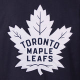 Toronto Maple Leafs Reversible Wool Jacket - Navy - JH Design