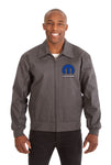 Mopar Cotton Twill Workwear Jacket - Charcoal