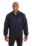Mopar Cotton Twill Workwear Jacket - Navy