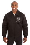 Dodge Ram Cotton Twill Workwear Jacket - Black