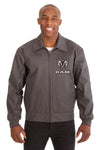 Dodge Ram Cotton Twill Workwear Jacket - Charcoal