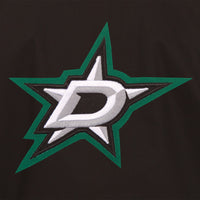 Dallas Stars Cotton Twill Workwear Jacket - Black