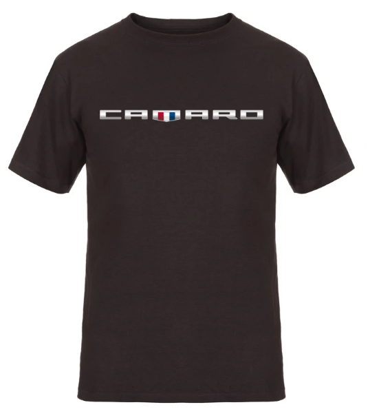 Camaro T-Shirt - Black - JH Design
