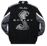 Carroll Shelby Cobra Twill Jacket  - Black