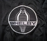 Carroll Shelby Cobra Rip-Stop Jacket - Black - JH Design