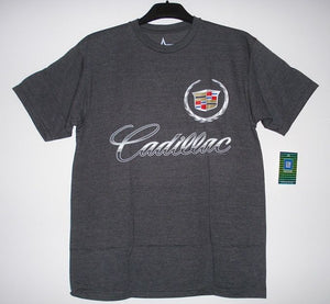 Cadillac T-Shirt - Charcoal - JH Design