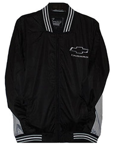 Camaro Racing Lightweight Jacket - Black