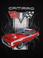 Camaro 1969 T-Shirt - Black