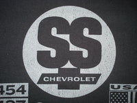 Chevrolet SS Super Sport T-Shirt - Black