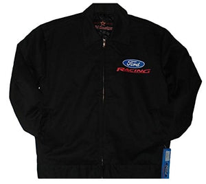 Ford Racing Mechanic Jacket - Black - JH Design