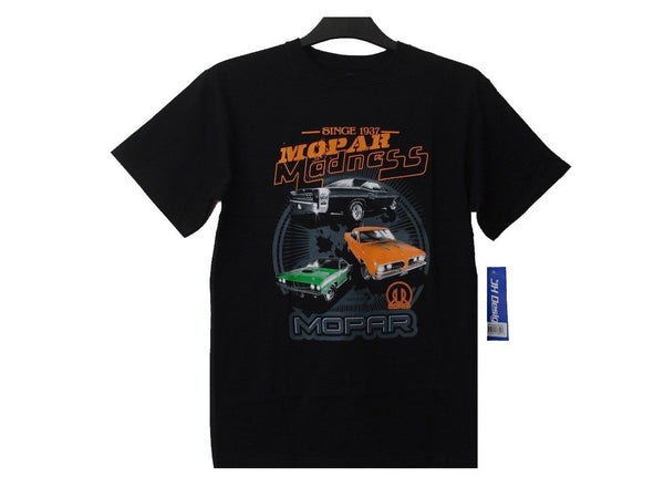 Mopar Madness T-Shirt - Black