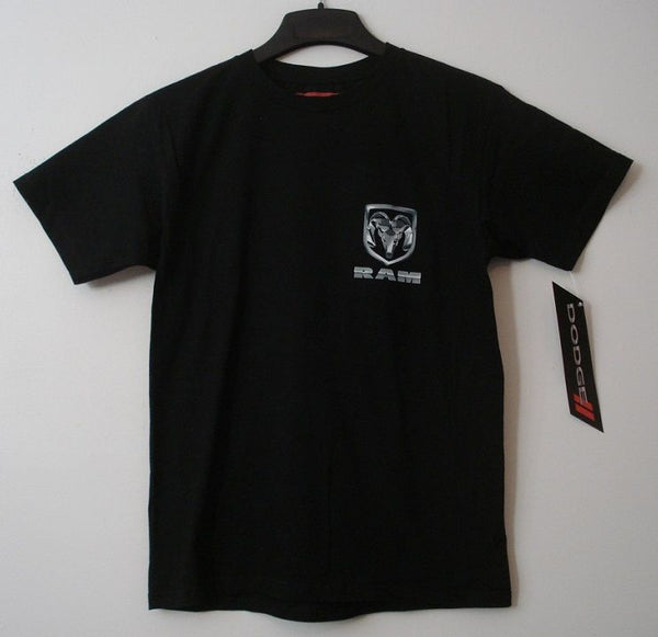 Dodge Ram T-Shirt - Black