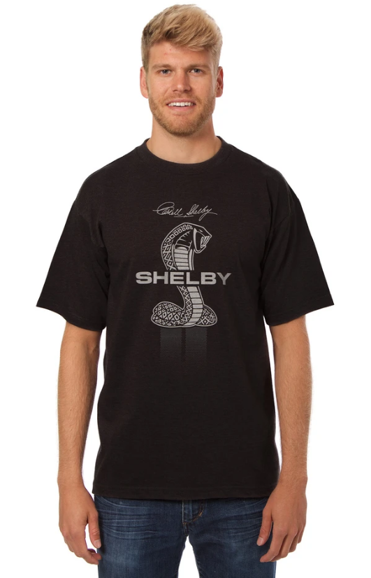 Shelby T-Shirt - Black - JH Design