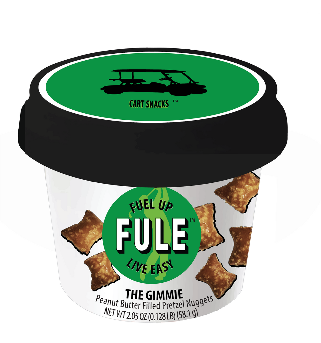 THE GIMMIE | Peanut Butter Filled Pretzel Nuggets (24 cups) | Wholesale