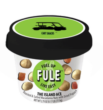 THE ISLAND ACE | Macadamia Nuts & Papaya (12 cups) $3.99/each