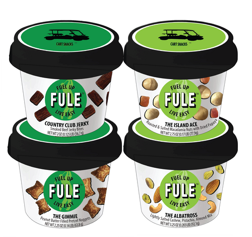 Cart Snacks by FULE-Convenience and Taste Crafted for