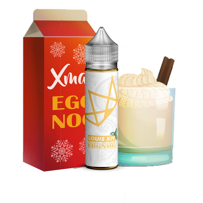 Louis XIV Eggnog CCCR Sovereign Juice Co
