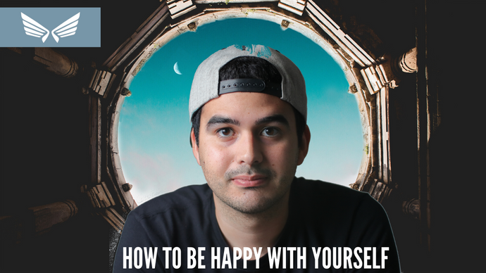 How To Be Happy With Yourself | Spoken Word Free Verse Poem | Panem Project